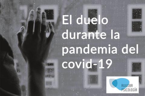 El duelo durante la pandemia del Covid-19